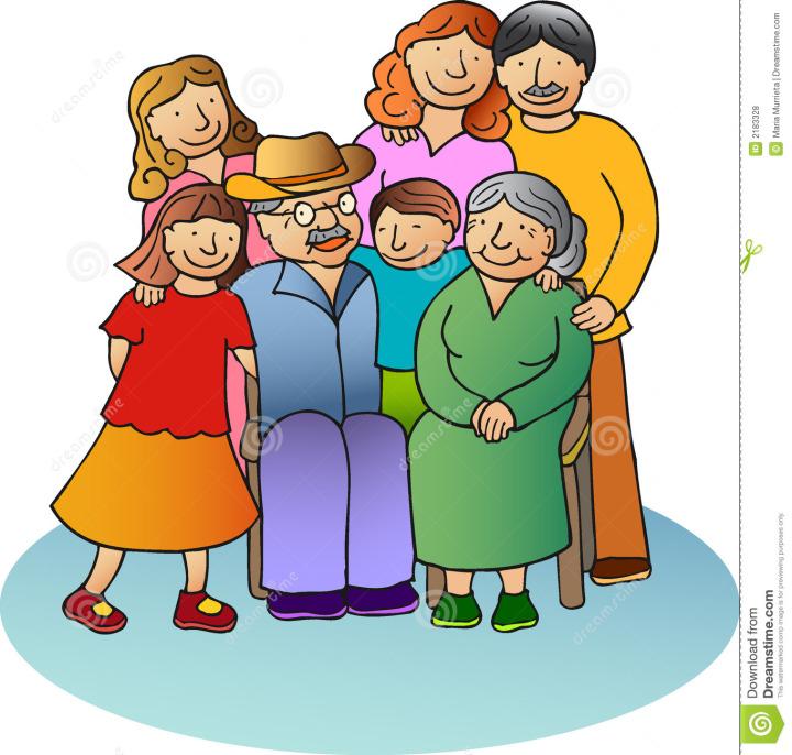 720x686 Family Grandparents Clipart, Explore Pictures