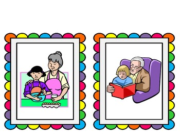 350x270 Grandparents' Day Welcome Banner By Acraftyteacher Tpt