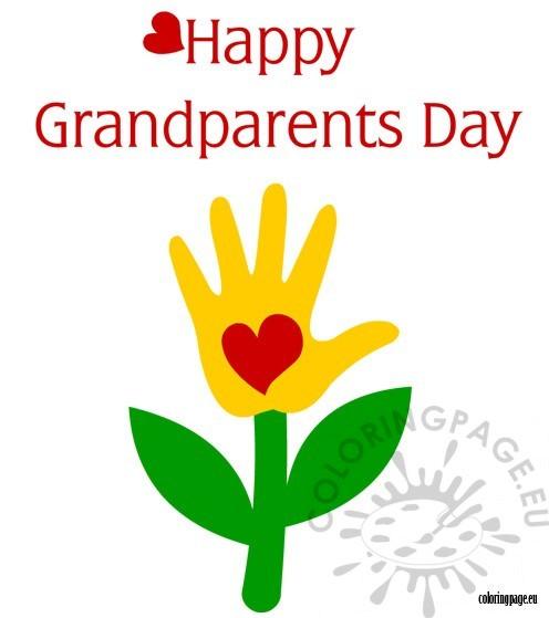 496x559 Grandparents Day 2013 Clip Art Cliparts
