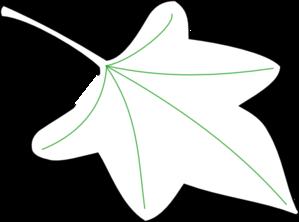 299x222 Grape Leaf Clip Art