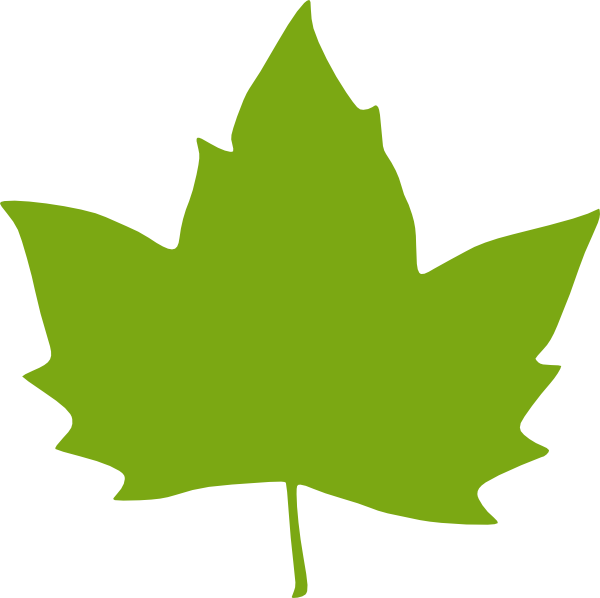 600x598 Leaf Leaves Clip Art Free Vector Image 3