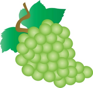 300x286 Free Grapes Clipart Image 0071 0906 1921 5436 Food Clipart