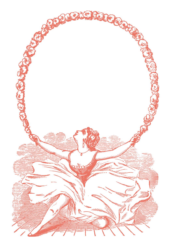 1061x1500 Vintage Clip Art