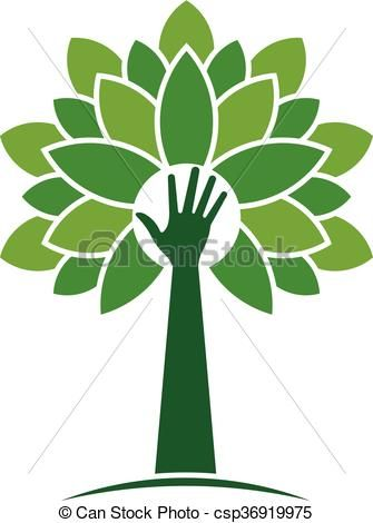 Graphic Tree Images Clipart