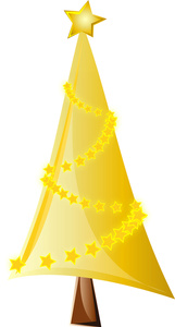 161x300 Free Christmas Tree Clip Art Image