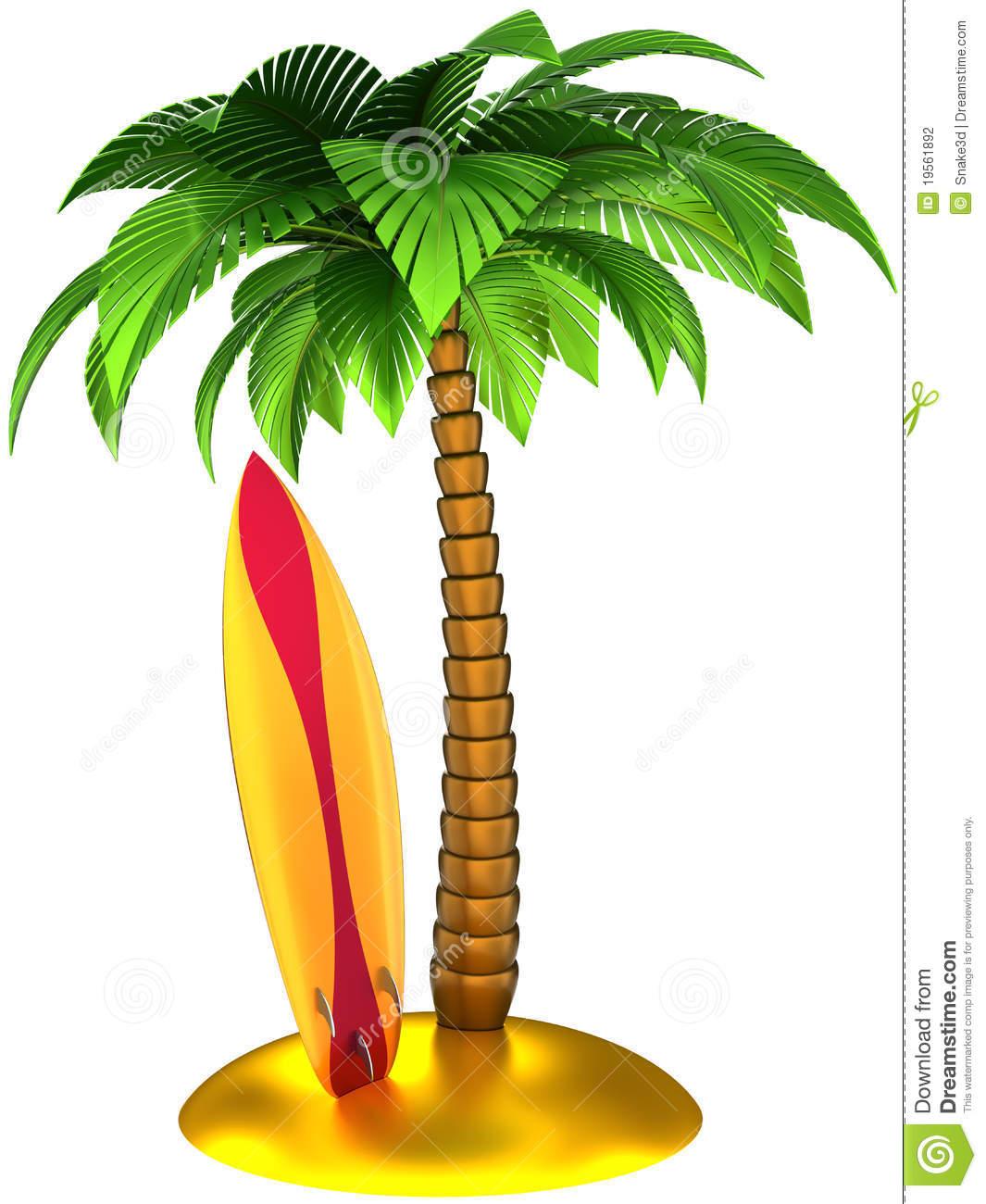 1065x1300 Palm Tree Clipart Hawaiian Graphic