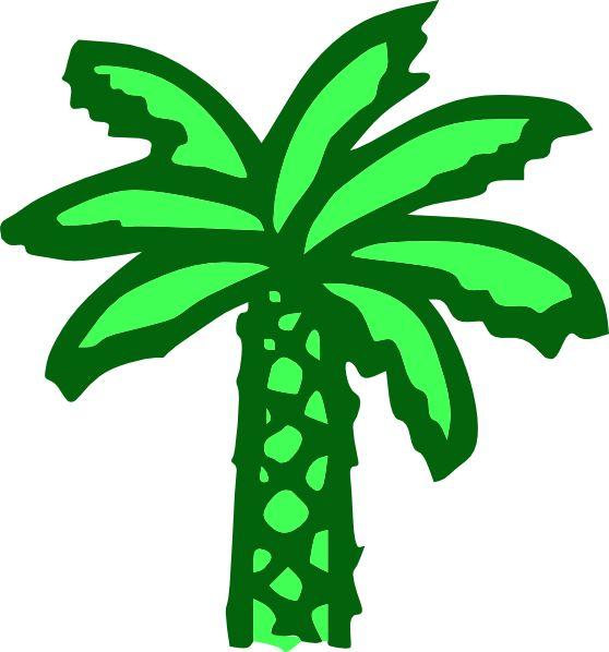 558x598 The Best Palm Tree Clip Art Ideas Palm Tree