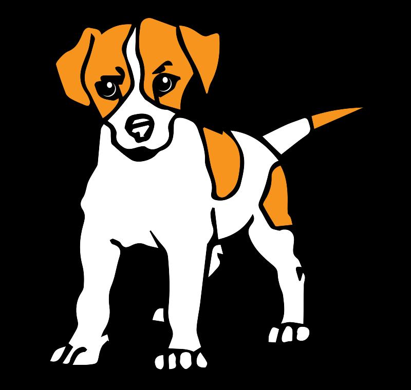 800x760 Dog Clip Art