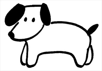 350x244 Free Dogs Clipart Graphics Images And Photos 5