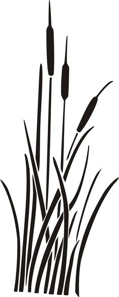 236x587 Bamboo Silhouette Clip Art Bamboo Clipart Image