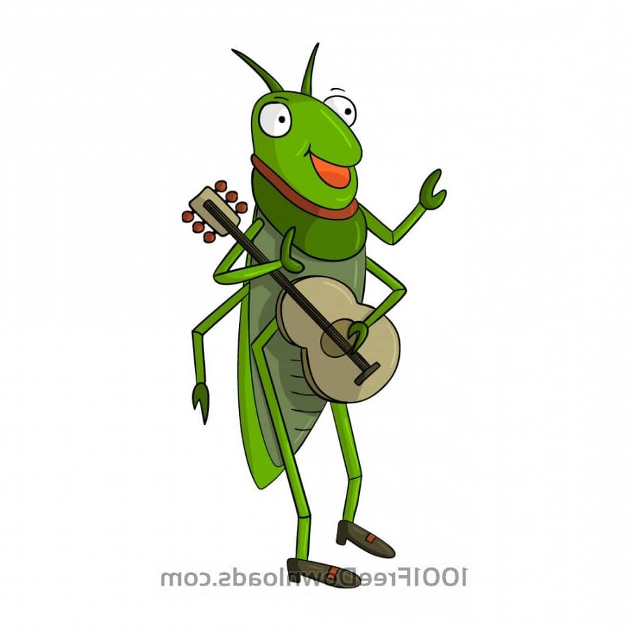 900x900 Best Free Grasshopper Clipart Cricket Pictures