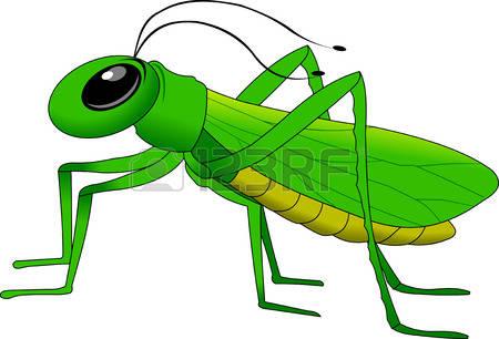 450x306 Locust Clipart Green Grasshopper