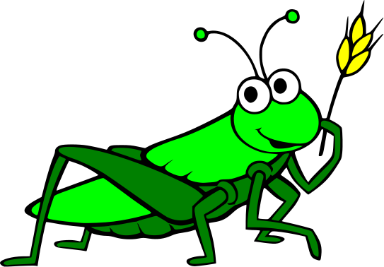 543x378 Top 81 Grasshopper Clip Art