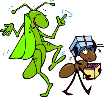 Grasshoppers Clipart