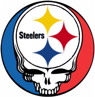 304x310 Pittsburgh Steelers Grateful Dead Steal Your Face Grateful Dead
