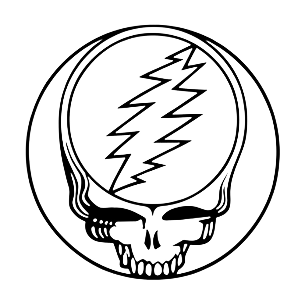 1001x1001 ssckull clipart grateful dead