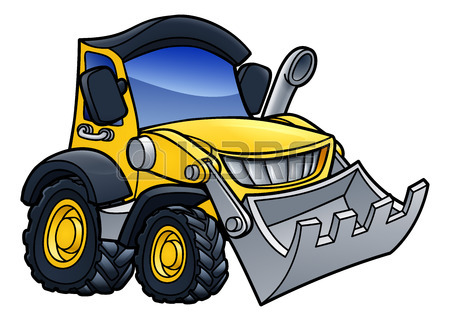 Grave Digger Clipart