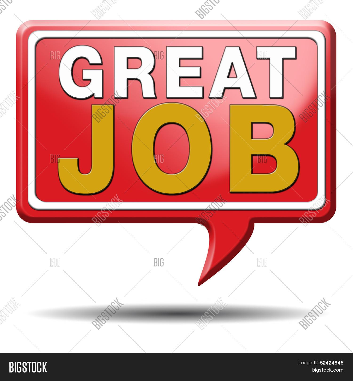 Clip Art Great Job Team Images - Transparent Good Job Images Free, HD Png  Download - kindpng