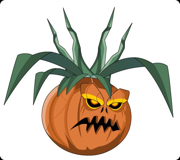 575x510 Great Pumpkin King's Head
