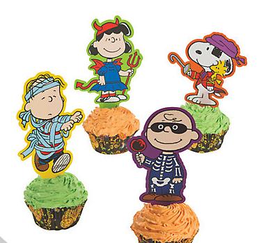 369x349 It's The Great Pumpkin! Peanuts Party Planning