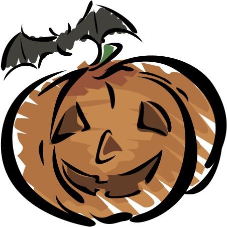 452x452 Brown Clipart Pumpkin 2635403