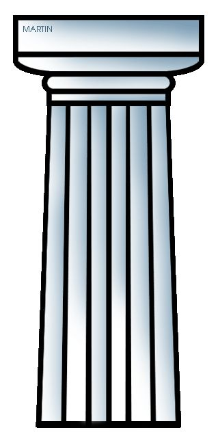 Greek Temple Clipart