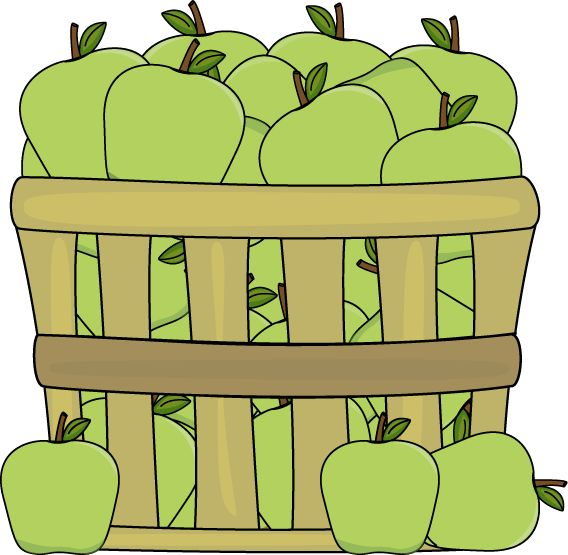 Green Apple Clipart