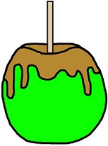153x206 Caramel Apples Clipart, Explore Pictures