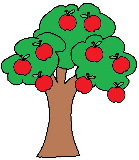 542x622 Top 89 Apple Tree Clip Art