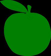 180x199 Apple Png Clip Arts, Apple Clipart