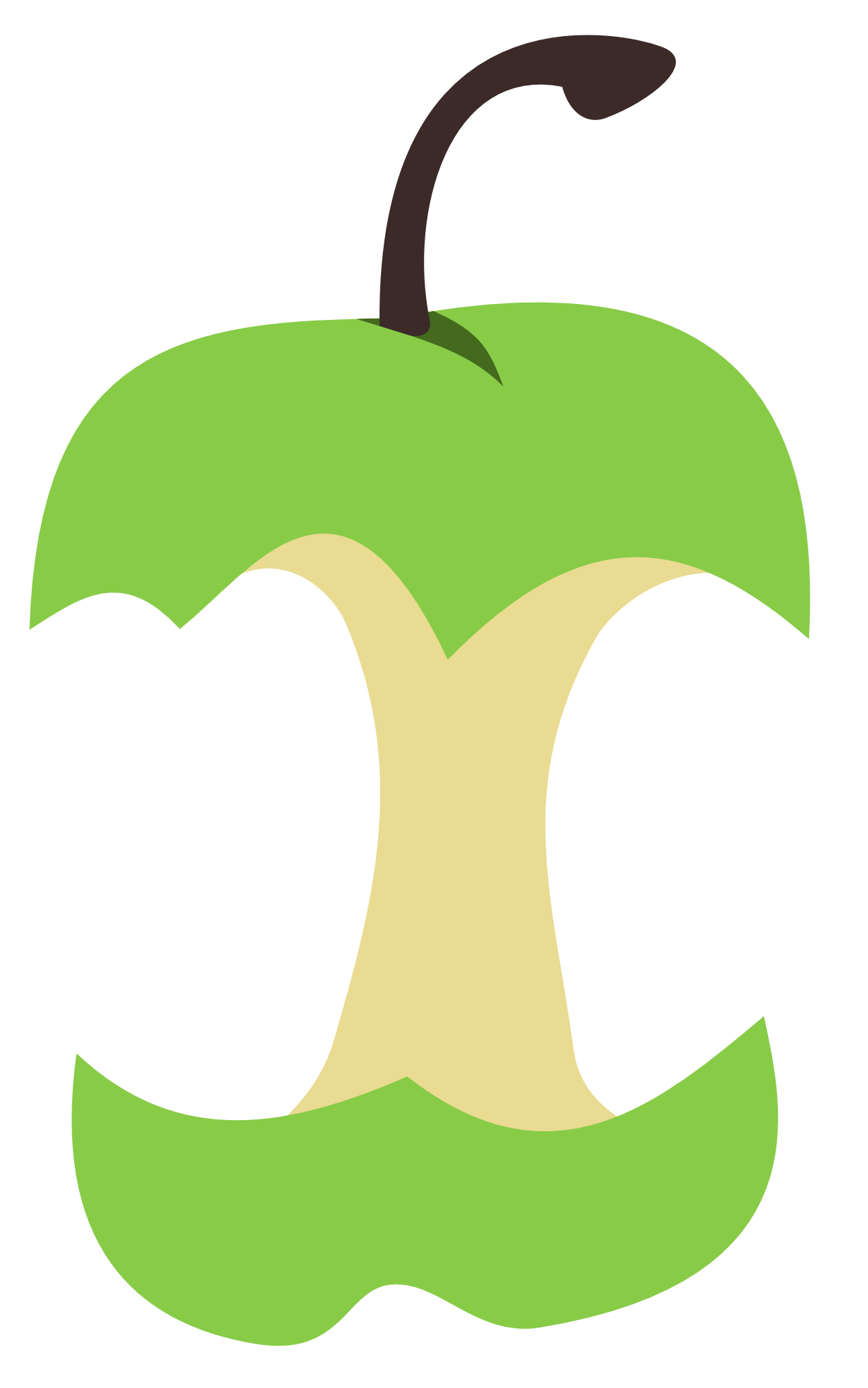 1251x2000 Apple Core Clipart Many Interesting Cliparts