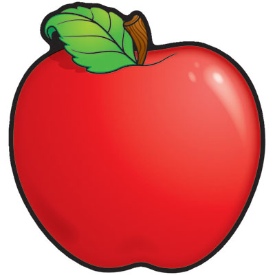 400x400 Apple Clip Art Black And White Free Clipart Images 2