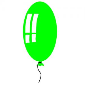 300x300 More Balloons Clip Art Download