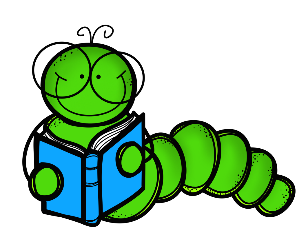 1063x811 Book Clipart Worm