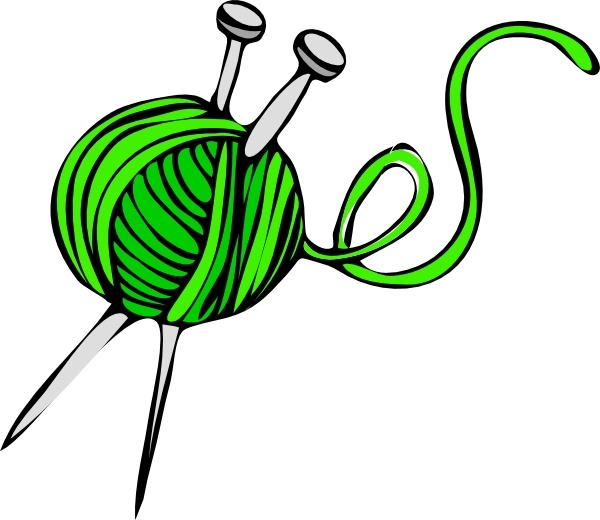 600x520 Green Yarn Clip Art Free Vector In Open Office Drawing Svg ( Svg