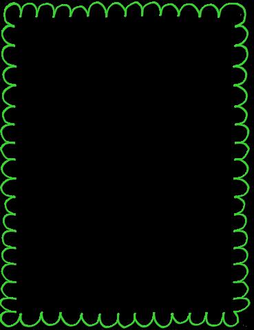 369x480 Zig Zag Border Clip Art