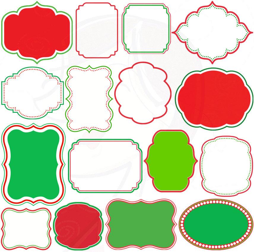 856x851 Red Green Borders Clip Art Clipart Panda