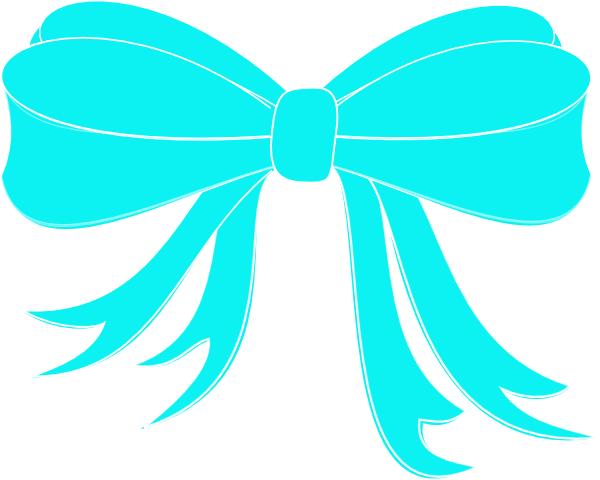 600x480 Bow Tie Clipart Tiffany Blue