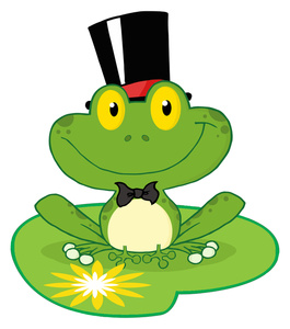 265x300 Free Frog Clipart Image 0521 1102 0812 5006 Frog Clipart