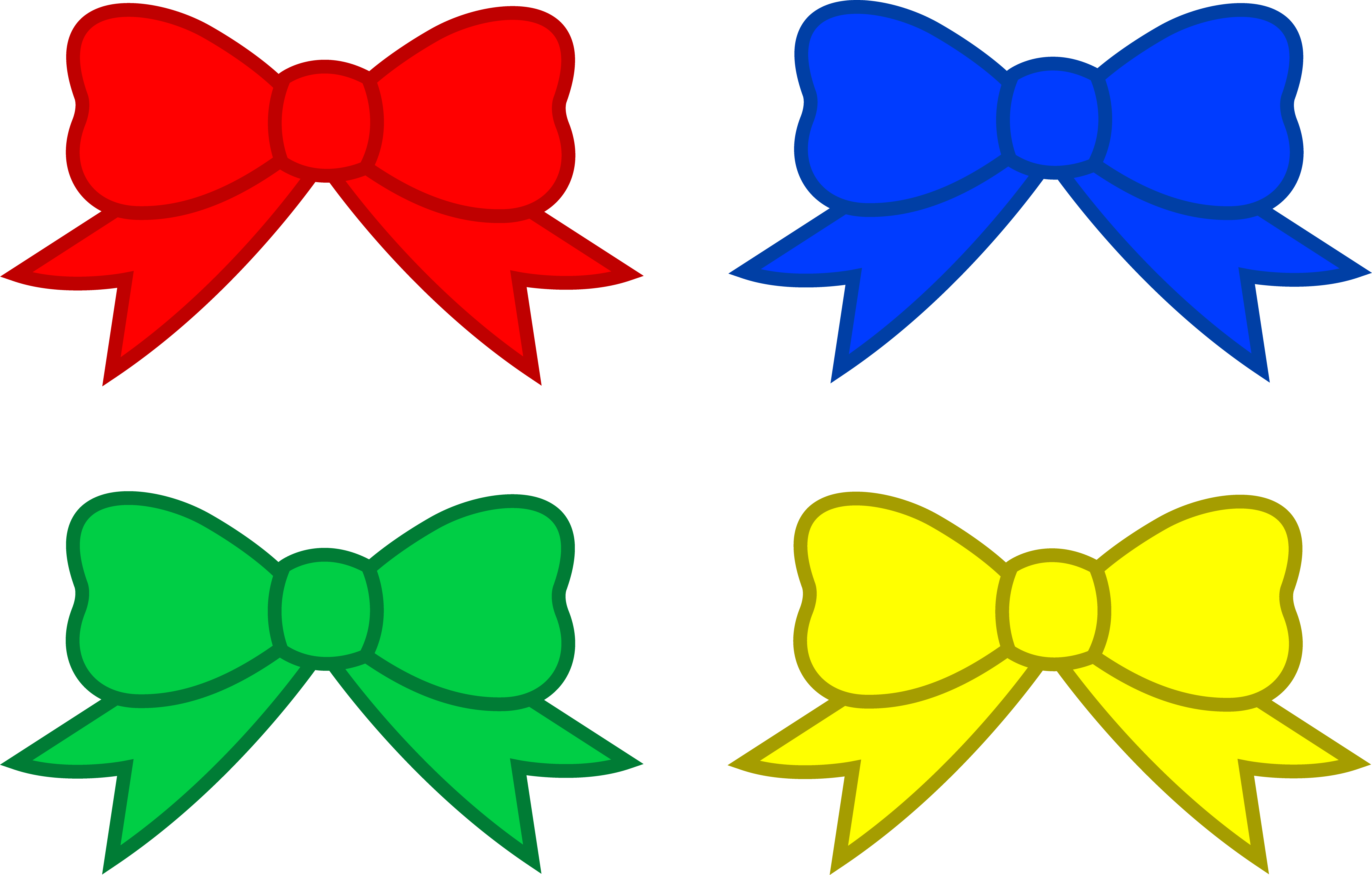 6220x3967 Small Clipart Bow Tie
