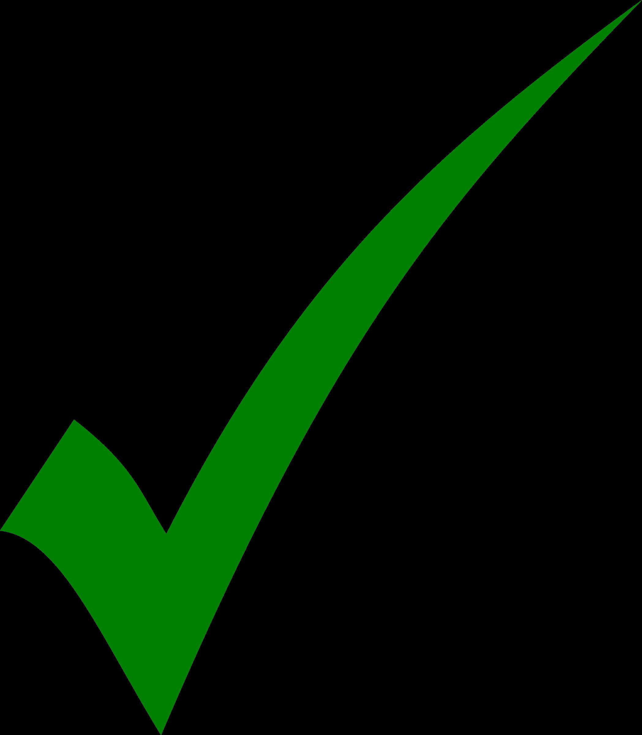 2097x2400 Check Mark Tick Icon Danaspad Top Clip Art