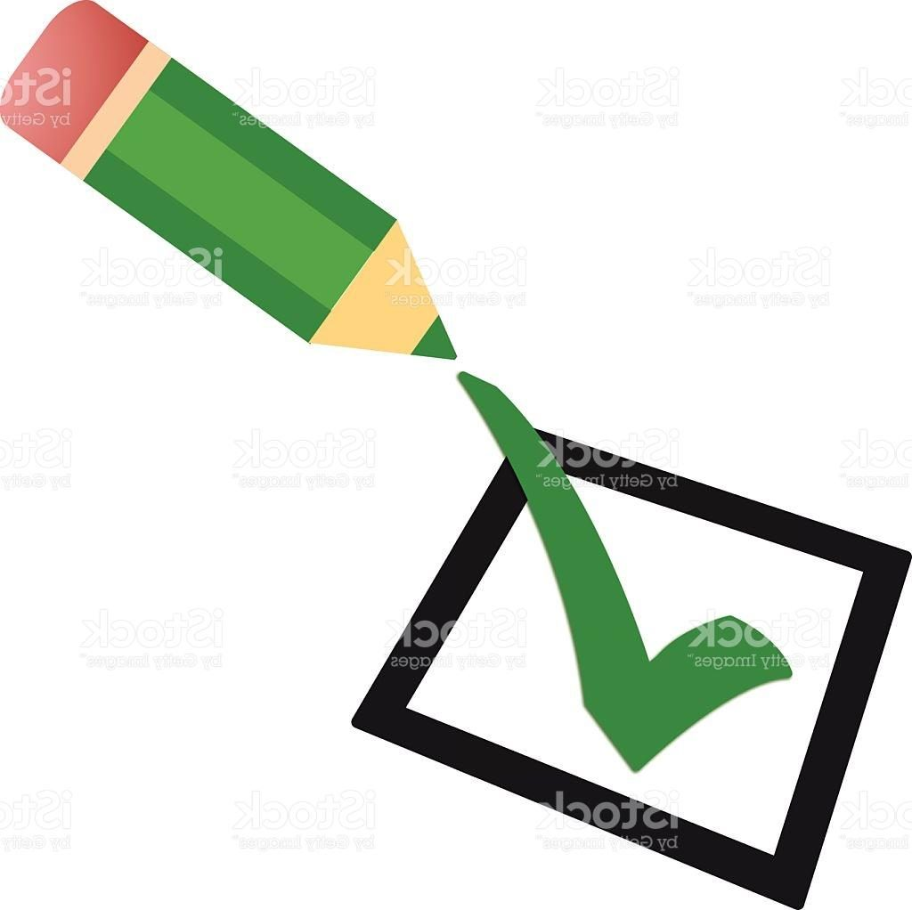 1024x1022 Best 15 Green Check Mark Cartoon Design Vector Library