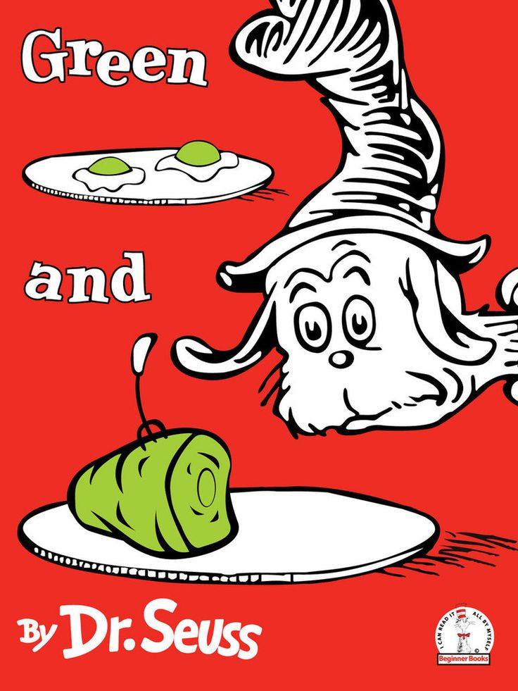 Green Eggs And Ham Clipart