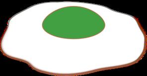 296x153 Green Egg Clip Art