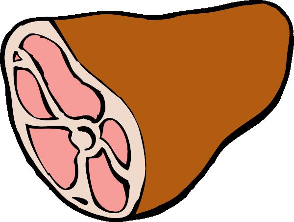 600x452 Ham Clip Art