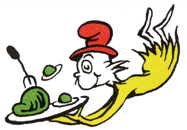 737x512 Dr. Seuss's Secret Green Eggs Breakfast Recipe For Maximum