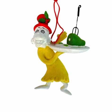 475x475 Sam With Green Eggs Amp Ham Ornament Dr. Seuss Figurines One