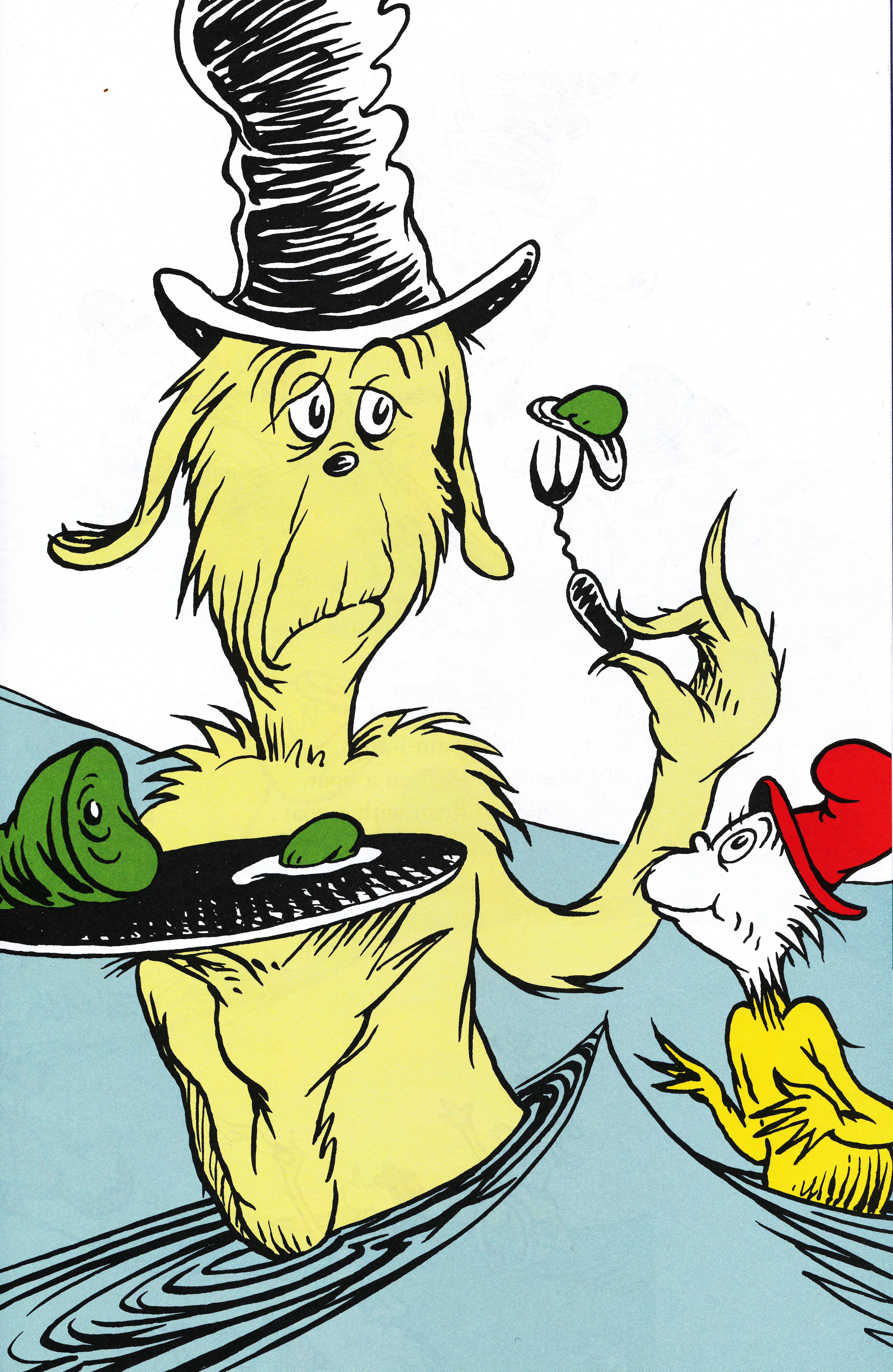 4464x6857 Best Green Eggs And Ham Clip Art