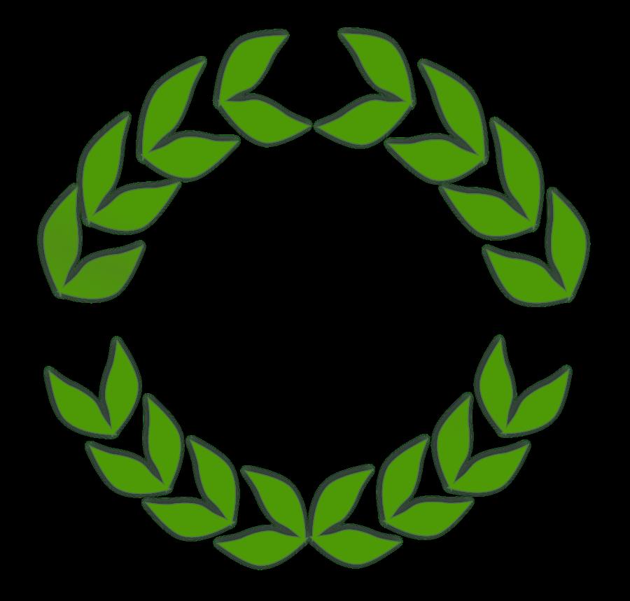 900x859 Green Leaf Clip Art