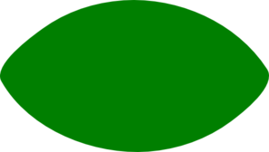 296x168 Simple Green Leaf Clip Art